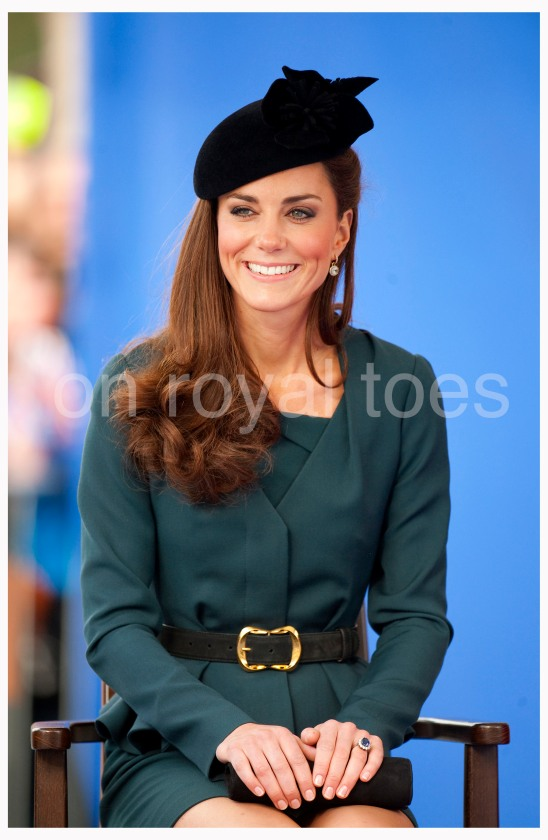 The smiling Duchess