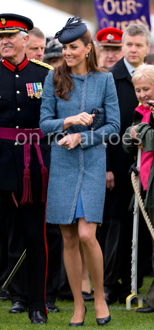 Copy Kates in luck as Missoni announces Duchess's 'recycled' coat dress will be re-released next month  Read more: http://www.dailymail.co.uk/femail/article-2159706/Kate-Middleton-fans-rejoice-M-Missoniannounces Duchess Cambridges recycled coat dress released month