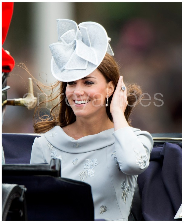 Keep your hat on Kate !
